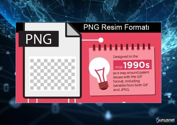 png resim formatı