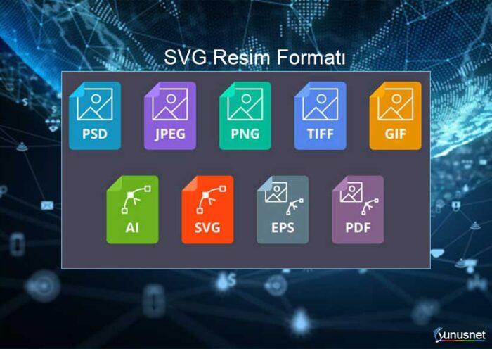 svg resim formatı